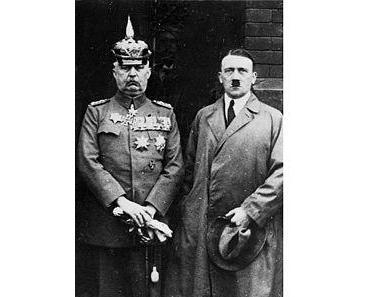 """Wie Hitler wider Willen seine ihm zugedachte Rolle erfüllte und sogar """"Men of the Year 1938″ wurde."""