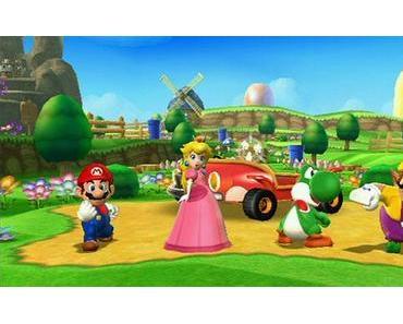 Spiele Charts: Mario Party 9 startet erfolgreich in Deutschland!