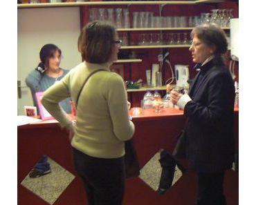 Gertrud Schumacher - aktuelle Ausstellung Galerie Theater in der List Hannover Februar-März 2012