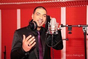 Mehrzad Marashi gibt Details zu seinem deutschen Album bekannt