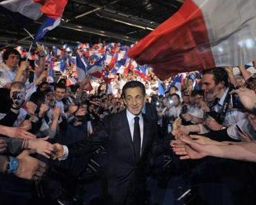 Sarkozy kündigt Austritt aus Schengen an und will Grenzen schliessen