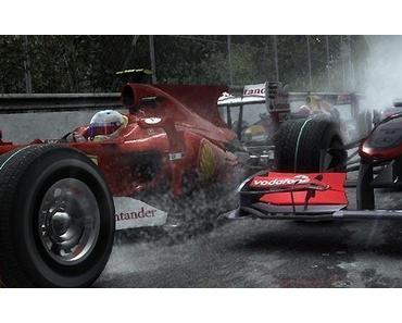 F1 2011: Codemasters behält weiterhin die Formel 1 Lizenzen