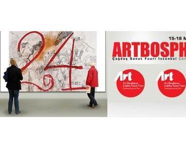 Messe für zeitgenössische Kunst in Istanbul
