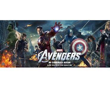 Marvel's The Avengers: Cooler japanischer Trailer und neues Plakat sind online