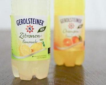 [Review] Gerolsteiner Limonade