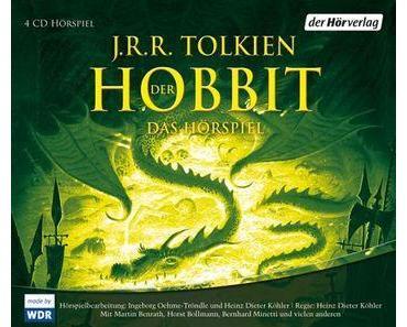 J.R.R. Tolkien: Der Hobbit (Hörbuch)