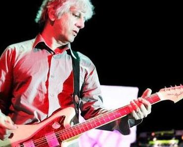 Lee Ranaldo in New York