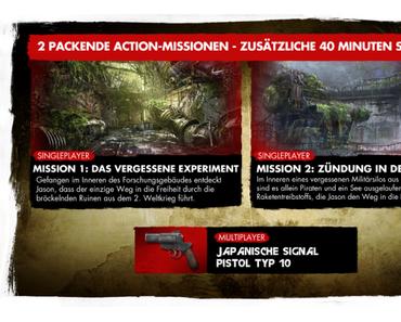 Far Cry 3 – Neuer Trailer und Vorbesteller Boni