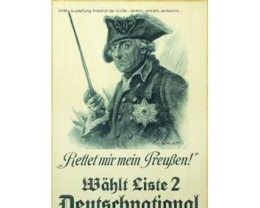 Das Deutsche Historische Museum eröffnet seine Ausstellung zum Friedrich-Jahr 2012