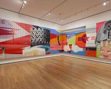 Pop Art von James Rosenquist in New York