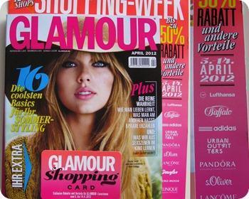 Es ist wieder soweit – die Glamour Shopping Week startet