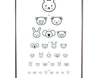 Sehtest: Kinder wissen oft nicht, dass sie schlecht sehen
