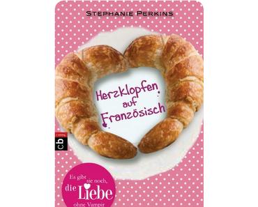 Rezension: Herzklopfen auf Französisch von Stephanie Perkins