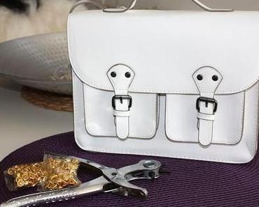 DIY Nieten-Schultasche und FashionKizz @ Instyle