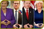 Alle machen Angela Merkels Geheimzeichen – Was soll das bedeuten?