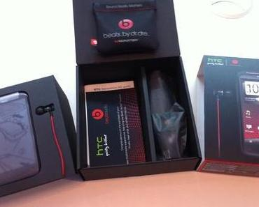 HTC Sensation XE Beats Audio – im Hardware-Test