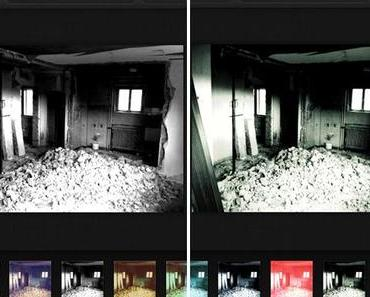 Die besten Funktionen von Foto-Apps, #2: Schwarz-Weiss mit Luminance