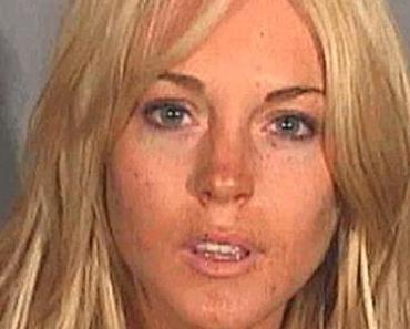 Lindsay Lohan feiert Ende ihrer Bewährungsstrafe