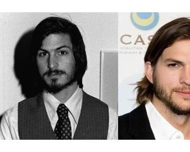 Ashton Kutcher soll Steve Jobs in US-Verfilmung spielen