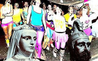 5.000 junge Briten lassen in Salou die Sau raus