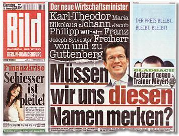 30 Prozent der deutschen Zeitungsleser sind nicht zurechnungsfähig