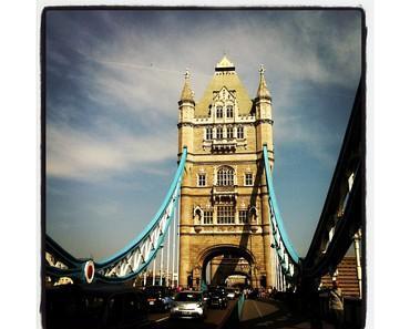 Ein klein bisschen London...