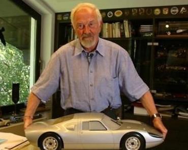 Ferdinand Alexander Porsche, Erfinder des Porsche 911 gestorben