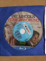 Blu-ray: Die Lincoln Verschwörung (26.03.2012)