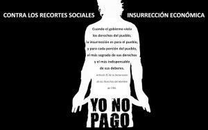 Ziviler Ungehorsam: Steuer-Amnestie, aber für alle – Yo no pago!