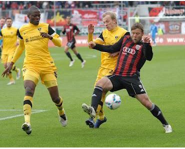 Ingolstadt zeigt Moral - 3:3 gegen Aachen