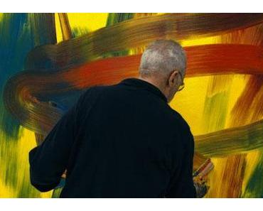 Gerhard Richter in Berlin