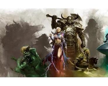 Guild Wars 2 – drei verschiedene Versionen im Vorverkauf erhältlich