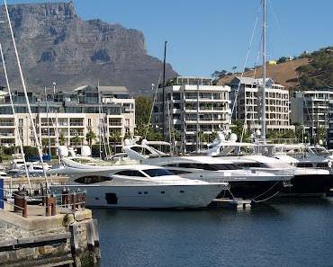 Auf Sightseeingtour in Kapstadt