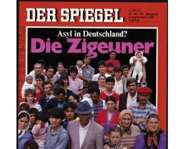 """Im """"Spiegel"""" kommen die """"Zigeuner"""""""