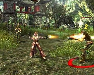 Gunblade Saga – Free-to-Play MMORPG