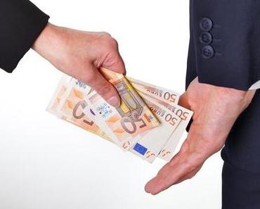Deutschland weltweit Top 5 der Steuerhinterzieher, Spanien auf Platz 10