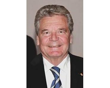 offener Brief an Bundespräsident Joachim Gauck