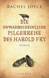 Book in the post box: Die unwahrscheinliche Pilgerreise des Harold Fry