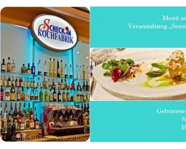 Sonntagsbraten – Das Gala Abendmenü mit Gourmet Koch Sakki, Steak No. 1 und Eckart Witzigmann