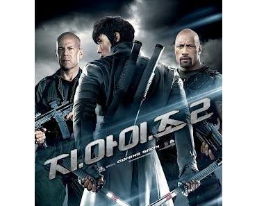 G. I. Joe 2 - Die Abrechnung: Neuer Trailer und Filmplakat veröffentlicht