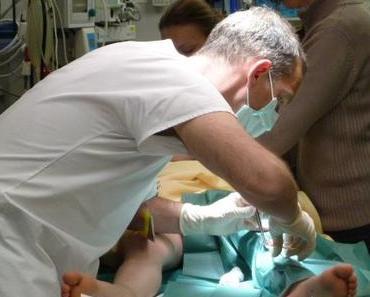 Kinderspital: Auf dem Boden der Realität