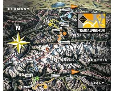 Update Transalpine Run 2012