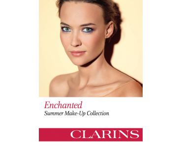 Preview CLARINS Enchanted Make-Up Collection Sommer 2012