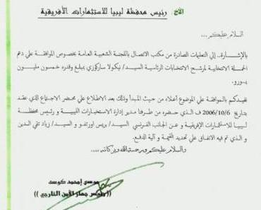 Beweise: Libyen bezahlte Sarkozy´s Präsidentschaft