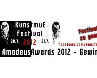 Kunstmue Festival – Amadeus Awards Gewinnspiel!