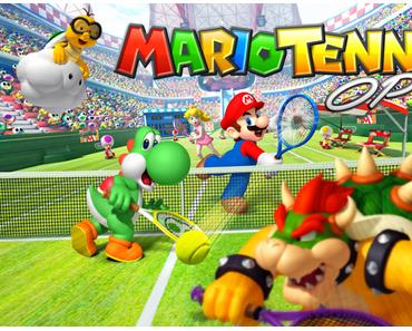 Mario Tennis Open – Neue Details bekannt