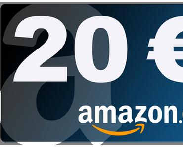 Gewinnt einen 20 Euro Amazon-Gutschein beim Blog-Umzugs-Gewinnspiel bis zum 02.06.2012