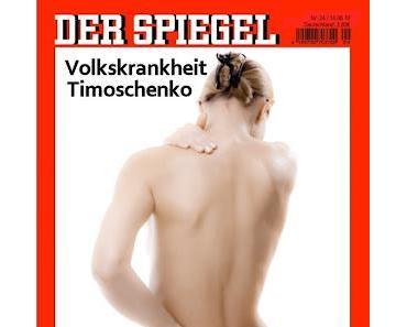 Volkskrankheit Timoschenko