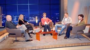 """Talkshow """"leben!"""" auf ARD EinsPlus"""