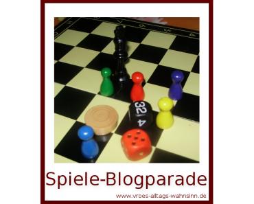 Spiele – Blogparade: Aufgabe 1